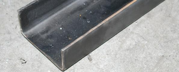Blank getrokken staal